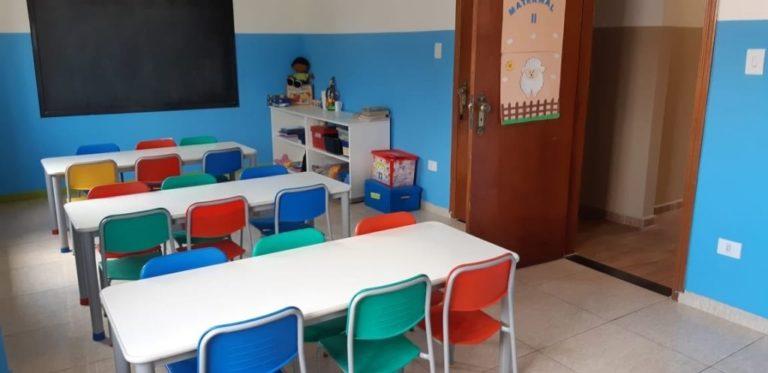 Educação Infantil Zona Leste